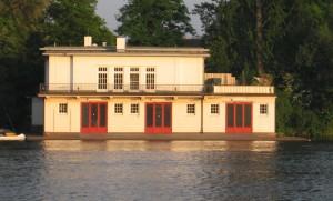 Bootshaus Langer Zug