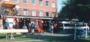 Bootshaus Kugelfang